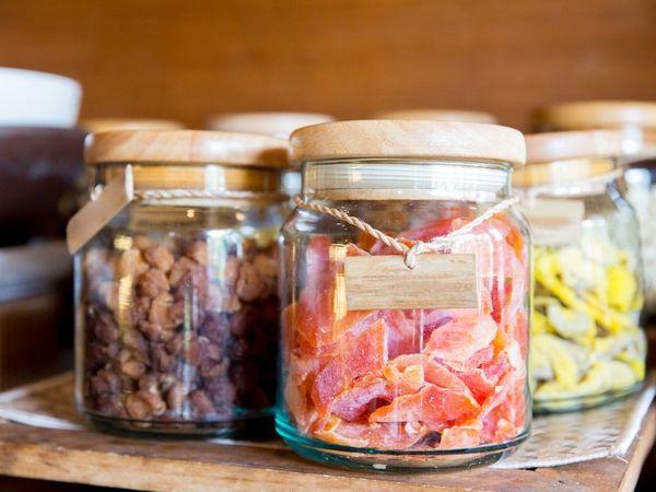 Декоративные баночки для  украшения кухни | Ярмарка Мастеров - ручная работа, handmade
