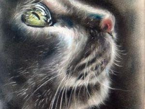 Животные глазами художника Paul Knight. Ярмарка Мастеров - ручная работа, handmade.