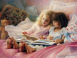 Самая милая сказка на ночь :) | Ярмарка Мастеров - ручная работа, handmade