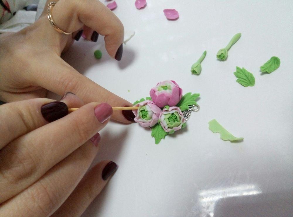 hand-made, мастер-класс пластика