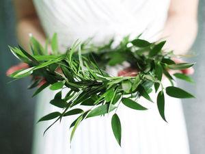 Свадьба в зелени: выбираем украшения и декор. Ярмарка Мастеров - ручная работа, handmade.