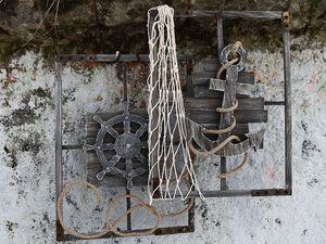 Якорь и Штурвал.Лофт (дополнительные фото). Ярмарка Мастеров - ручная работа, handmade.