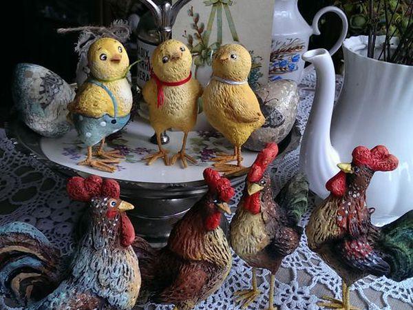 Весеннее,птичковое,пасхальное)   Ярмарка Мастеров - ручная работа, handmade