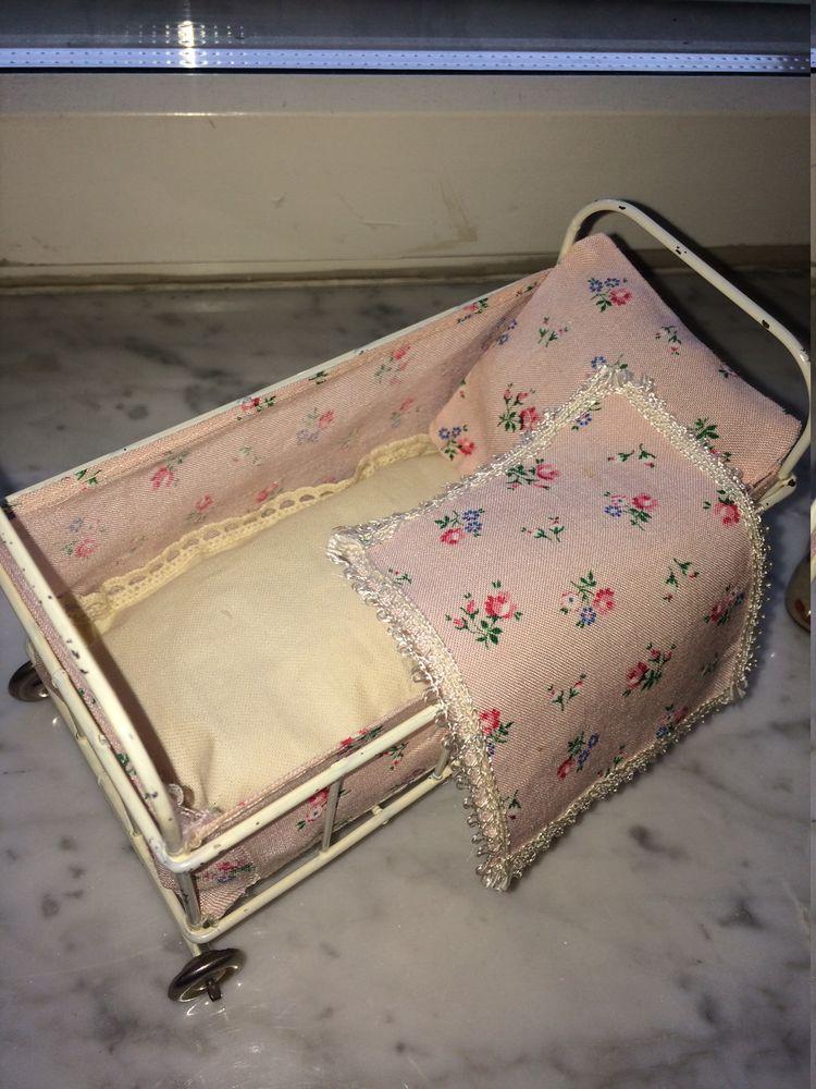 винтажная кроватка