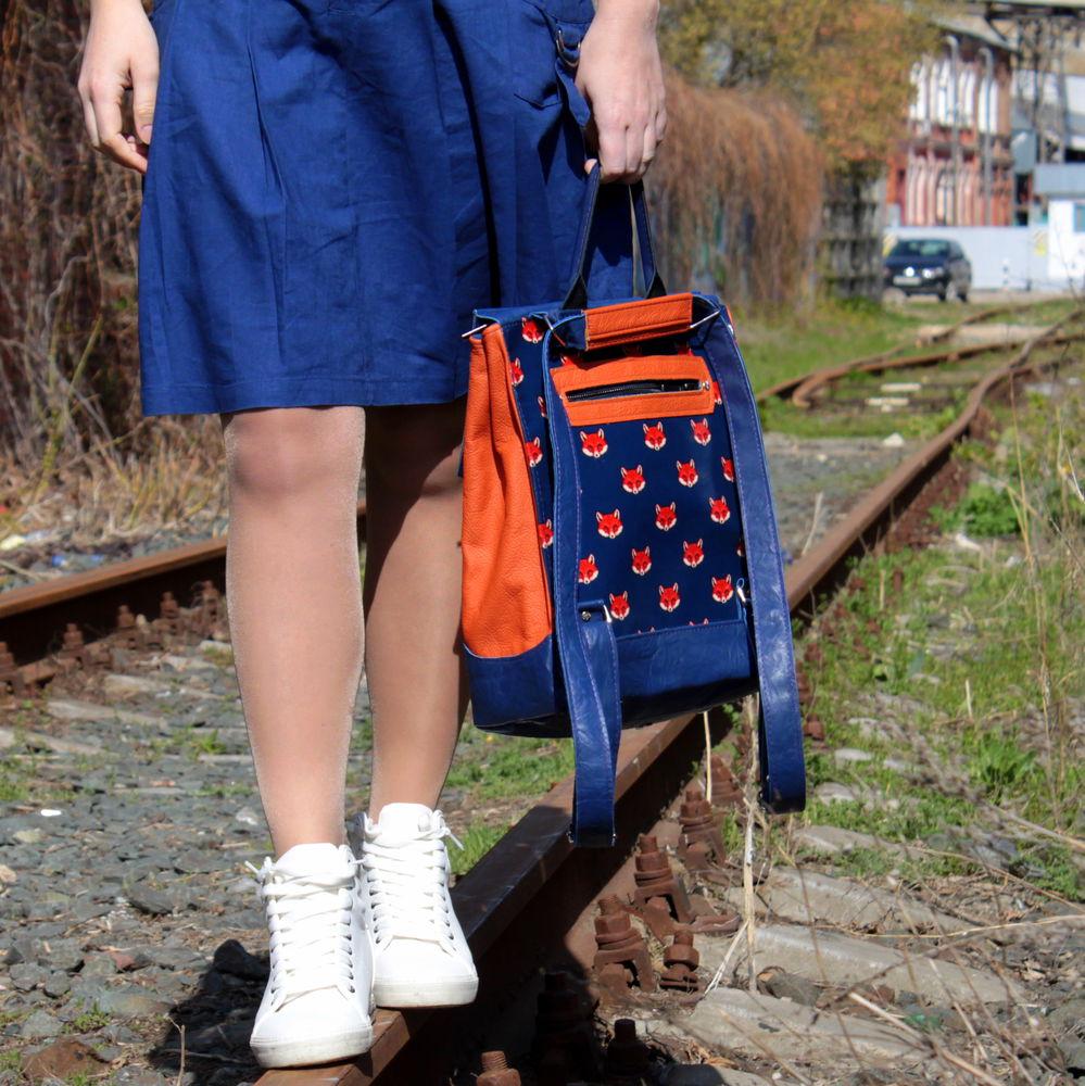 рюкзак на лето