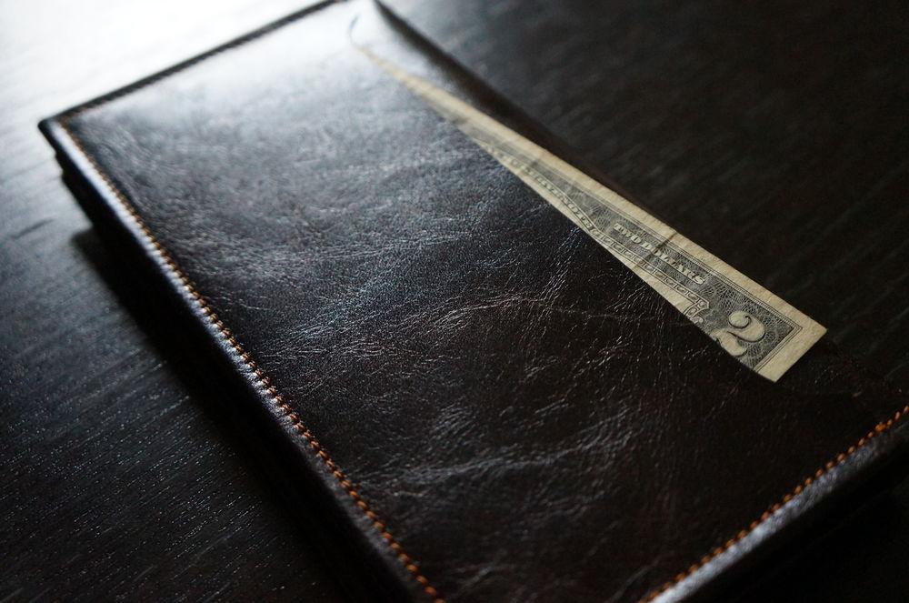 подарок мужчине, мужское кожаное портмоне