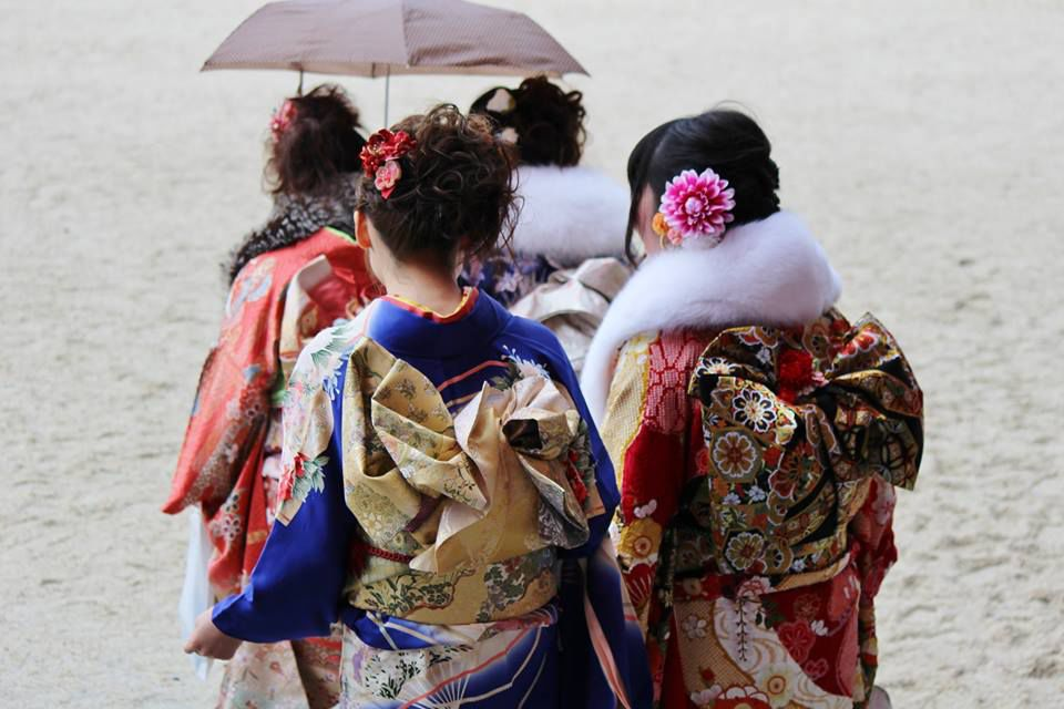 японский праздник