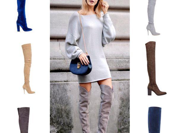 Мода и стиль с маркой RV. Тренд осеннего сезона - ботфорты. С чем носить и как комплектовать. | Ярмарка Мастеров - ручная работа, handmade