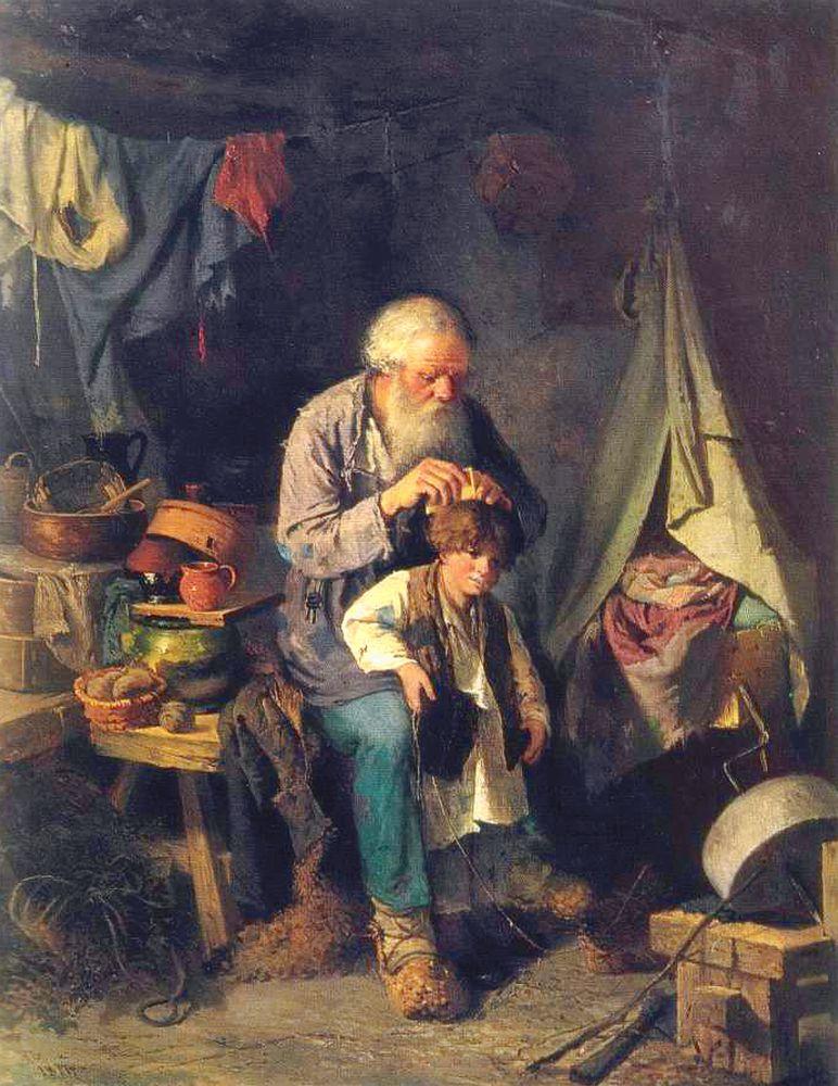 старость в живописи