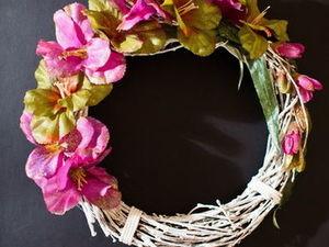 Весенний венок -Весеннее настроение. Ярмарка Мастеров - ручная работа, handmade.