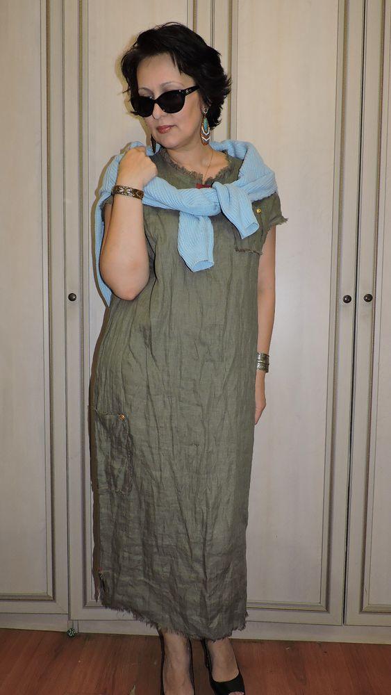 одежда вязаная, льняная ткань, модная одежда