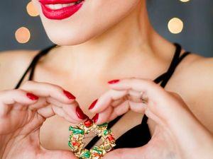 Нового года здесь нет... а подарки будут! Объявляю акцию перед любимым праздником:). Ярмарка Мастеров - ручная работа, handmade.