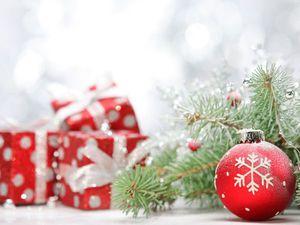 Разыгрываем новогодний подарок! | Ярмарка Мастеров - ручная работа, handmade