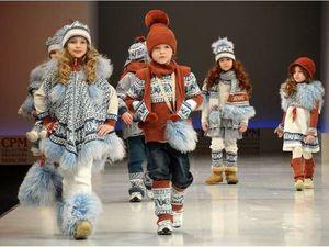 Детки в вязаной одежде: 15 красивых и стильных нарядов для малышей. Ярмарка Мастеров - ручная работа, handmade.