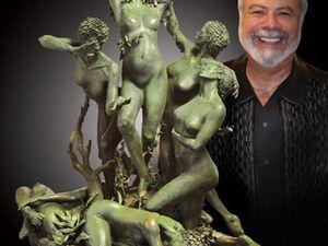 Leon Richman: страсть творца, отданная творениям. Ярмарка Мастеров - ручная работа, handmade.
