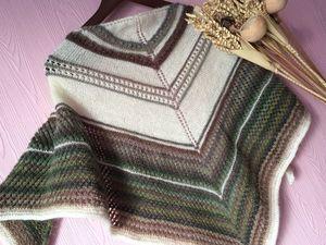 Что есть безупречная женственность?  Коллекция платков (шалей) | Ярмарка Мастеров - ручная работа, handmade