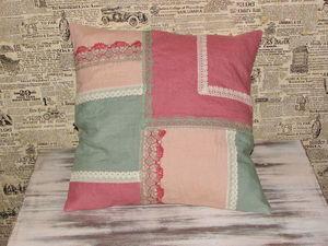 Подушка для принцессы. | Ярмарка Мастеров - ручная работа, handmade