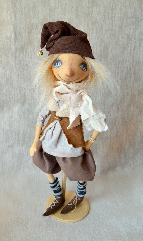 кофейная кукла