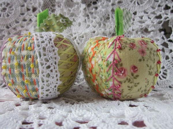 Яблочки от Алины | Ярмарка Мастеров - ручная работа, handmade