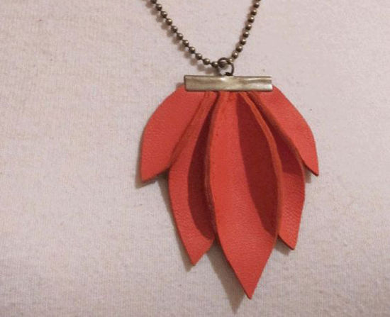 30 Simple Ideas for Design of Handmade Leather Jewelry, фото № 27
