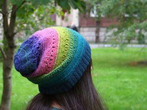 Ищу желающих протестировать описание шапки. Ярмарка Мастеров - ручная работа, handmade.