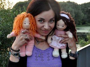 Врачеватель души и тела: интервью с мастером вальдорфской куклы Матильдой Ставрогиной. Ярмарка Мастеров - ручная работа, handmade.