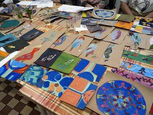 Завершился продвинутый курс Цветоведения. Ярмарка Мастеров - ручная работа, handmade.