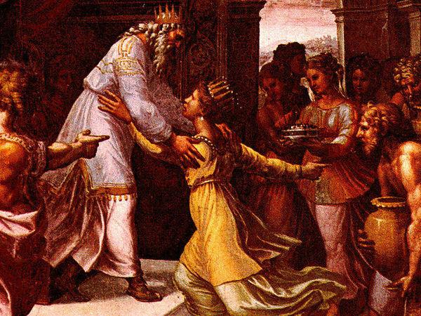 Легенды ушедших цивилизаций. Израильское царство: Соломон и царица Савская   Ярмарка Мастеров - ручная работа, handmade