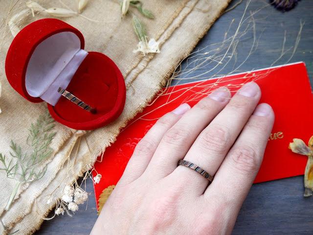подарок на медную свадьбу, кольцо ручной работы, подарок девушке, авторский дизайн