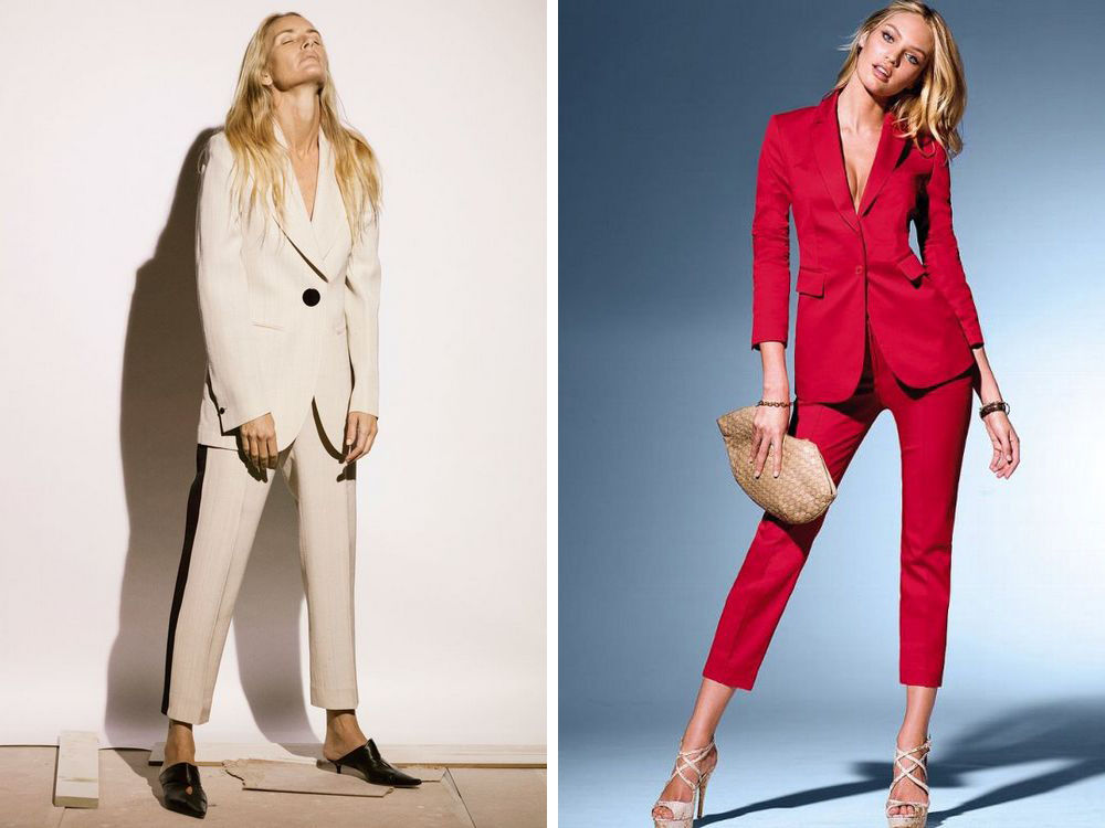 пиджак, мода 2019