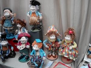 Выставка кукол в Гостинном дворе-4   Ярмарка Мастеров - ручная работа, handmade