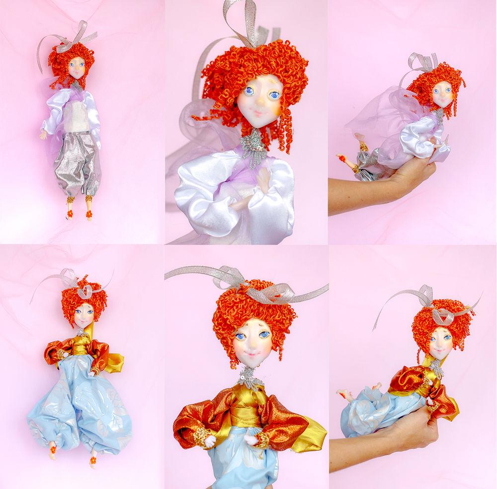 авторская кукла, кукла марионетка