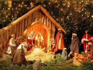 Необычные рождественские вертепы. Ярмарка Мастеров - ручная работа, handmade.