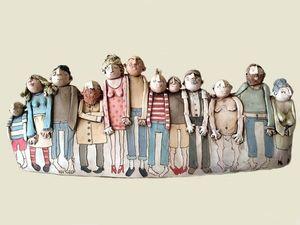 Уютная керамика Эмили Роули. Ярмарка Мастеров - ручная работа, handmade.