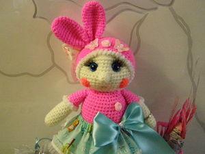 Эта Девочка в наличии и ждёт Любимую Маму!(друзьям). Ярмарка Мастеров - ручная работа, handmade.