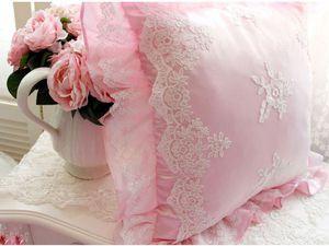 Декоративные наволочки для будуарного постельного белья!;)   Ярмарка Мастеров - ручная работа, handmade