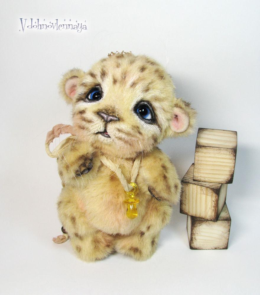 лев, москва, авторская игрушка