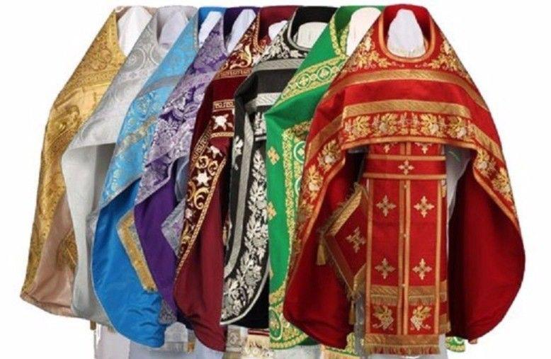 платок в храм, цвет платка в церковь