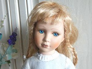 Куколка для реставрации | Ярмарка Мастеров - ручная работа, handmade