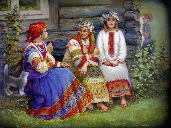 Судьба и три сестры | Ярмарка Мастеров - ручная работа, handmade