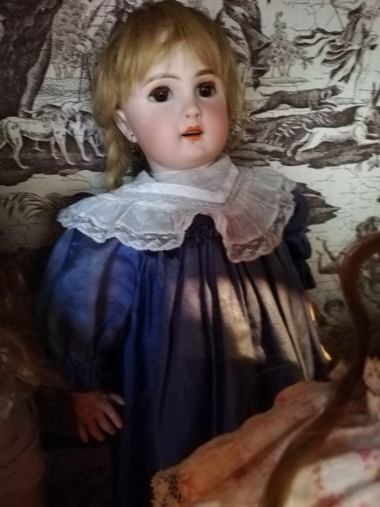 Встреча с редкими куклами XIX века
