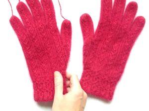 Как снять мерки для перчаток. Ярмарка Мастеров - ручная работа, handmade.