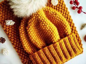 Как правильно подобрать шапку?. Ярмарка Мастеров - ручная работа, handmade.