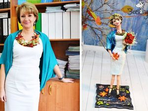 Портретная кукла на заказ!. Ярмарка Мастеров - ручная работа, handmade.