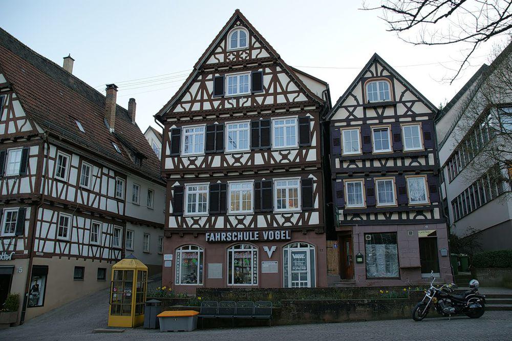 Сказочные дома в фахверковском стиле, фото № 4