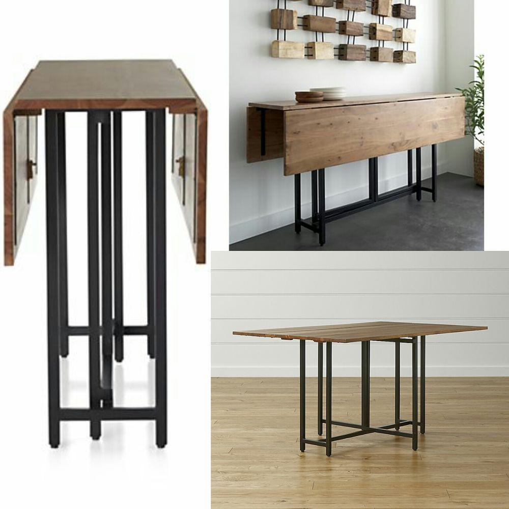 стол, консольный стол, массив дуба