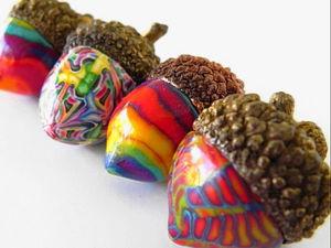Танцы вокруг ореха, или Множество вкусных идей для творчества. Ярмарка Мастеров - ручная работа, handmade.
