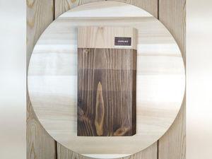 Видеокаталог цветных масел для дерева GAPPA. Цвет 0035 — Венге. Ярмарка Мастеров - ручная работа, handmade.