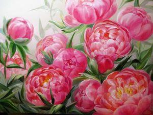 Скидка от 1500 до 6000 на любую из больших картин до 9.06 !!! | Ярмарка Мастеров - ручная работа, handmade