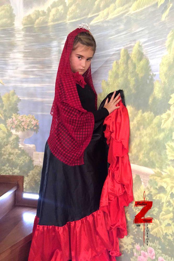 цыганские юбки, цыганская рубаха